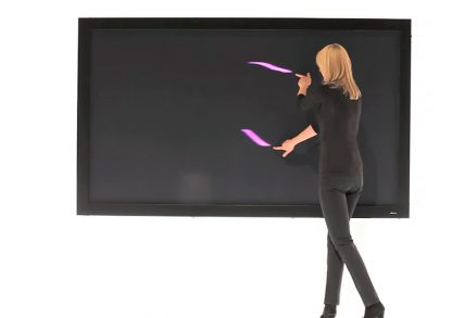 98'' Multi Touch Screen IR Premium, Live 01